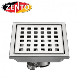 Thoát sàn chống mùi inox Square Zento ZT656-1L (110x110)